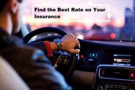 Best Rate on Your Insurance