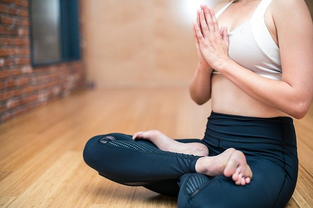 yoga weight lose